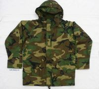 US army shop - Woodland US parka ECWCS